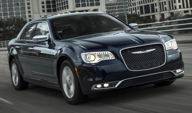 Chrysler 300C reestilizado