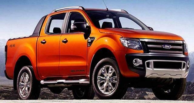 Ford Ranger Wildtrak 2015 – Lançamento e Novidades
