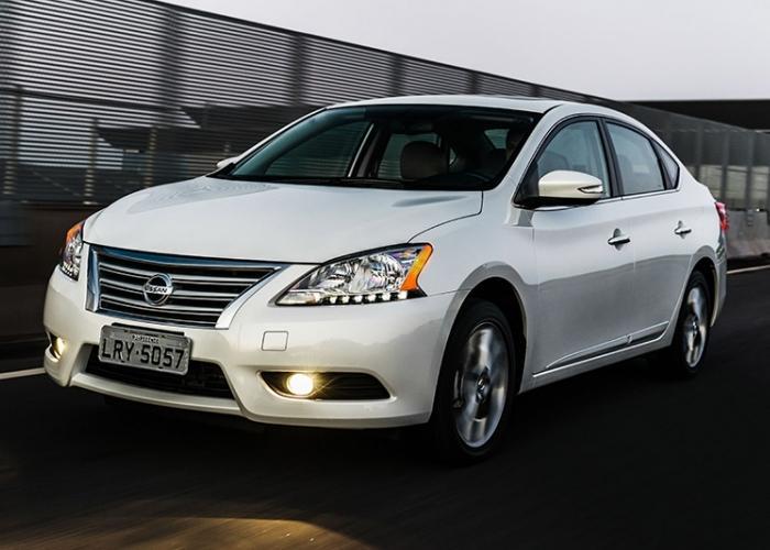 Nissan Sentra 2016 ganhará uma versão inédita