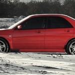 Subaru WRX e WRX STI tiveram suas pré-vendas anunciadas