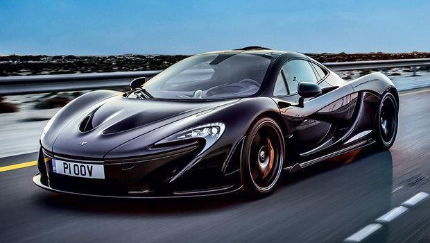 Carro da McLaren