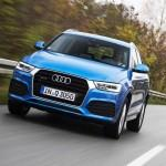 Audi Q3 reestilizado será produzido no Brasil
