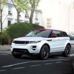 Range Rover Evoque London Edition – Edição limitada