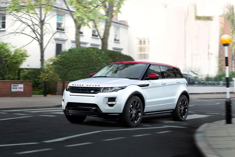 Range Rover  Evoque London Edition
