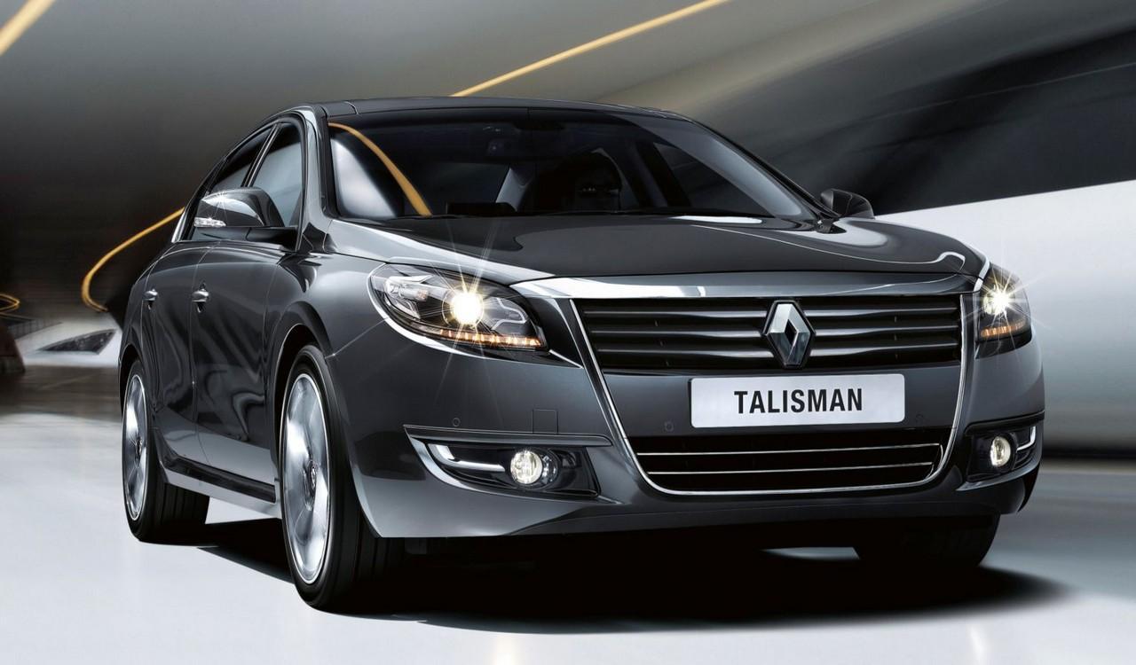Renault revelou um teaser do seu novo sedan de médio porte