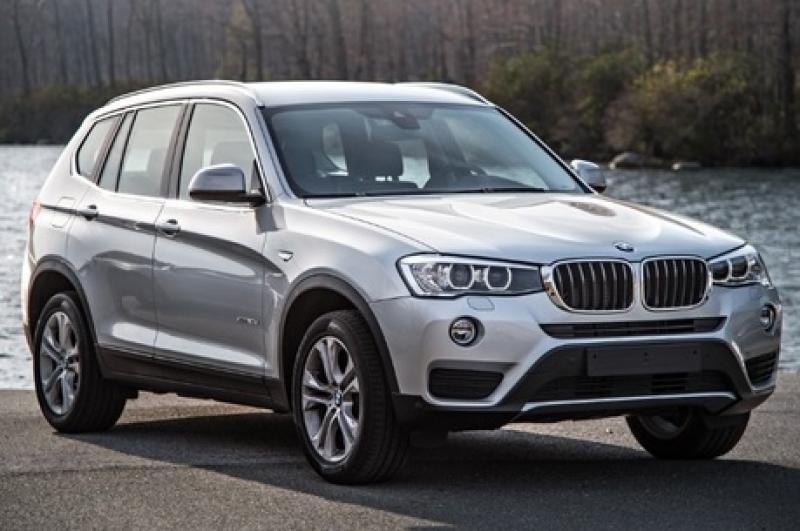 BMW iniciou a produção nacional do SUV X3 em Araquari (SC)