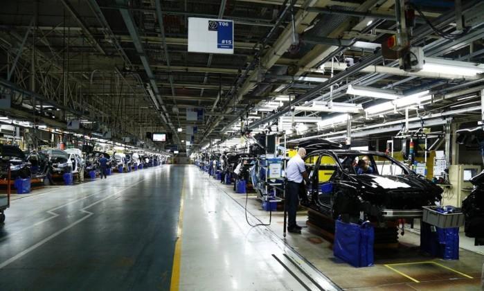 Investimentos da GM no Brasil