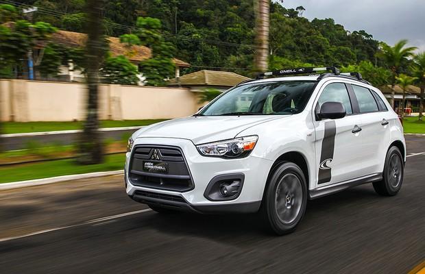 Mitsubishi ASX ONeill será lançado no Brasil
