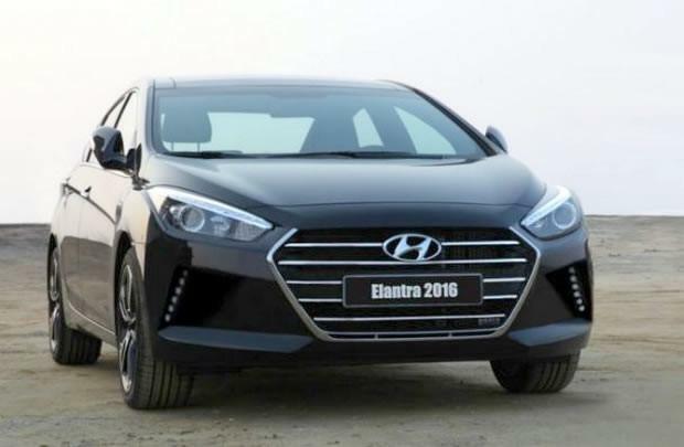 Nova versão do Hyundai Elantra será lançada no Brasil