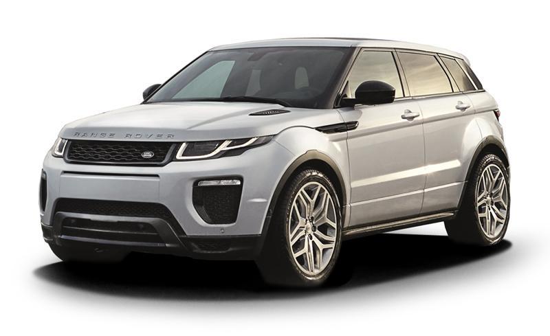 Range Rover Evoque ganhará os novos modelos Black e Style