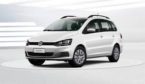 Volkswagen SpaceFox Trendline está à venda no Brasil
