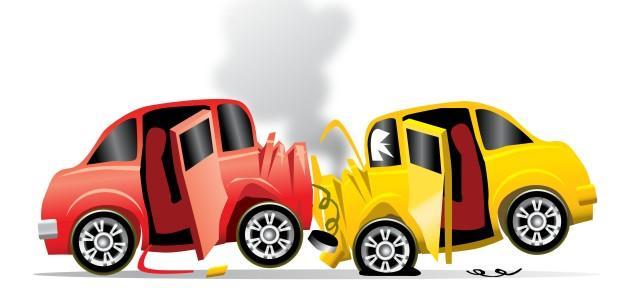 Saiba o que fazer em um acidente de trânsito