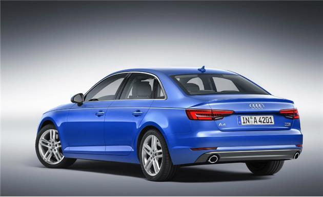 Nova geração do Audi A4 será lançada no Brasil em 2016