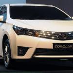 Ranking de vendas de sedans médios