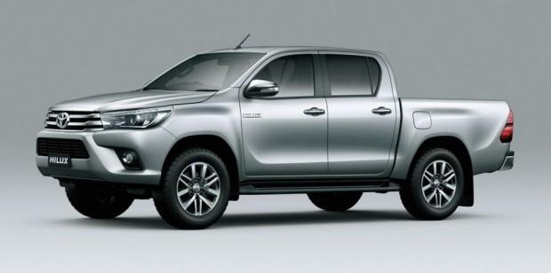 Toyota Hilux 8ª geração será lançada no Brasil