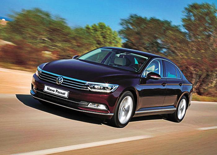 Novo Passat 2016 – Volkswagen lança 8ª Geração do Carro