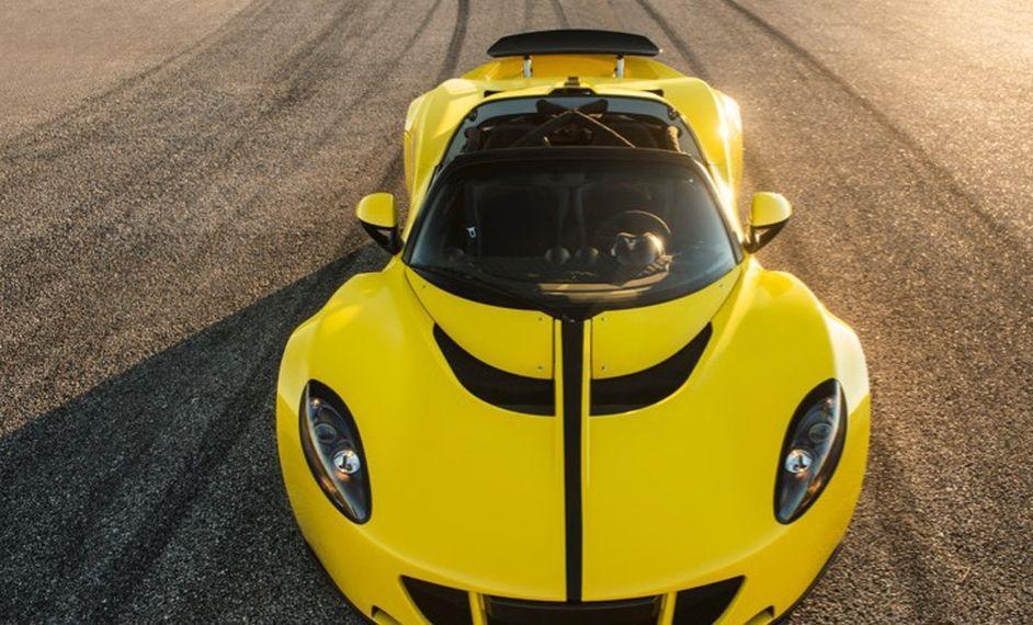 Hennessey Venom GT 2016 terá 1.471 cv de potência