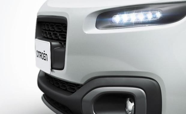 Teaser do novo Citroen Aircross