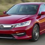 Honda Accord 2016 começará a ser vendido em janeiro de 2016