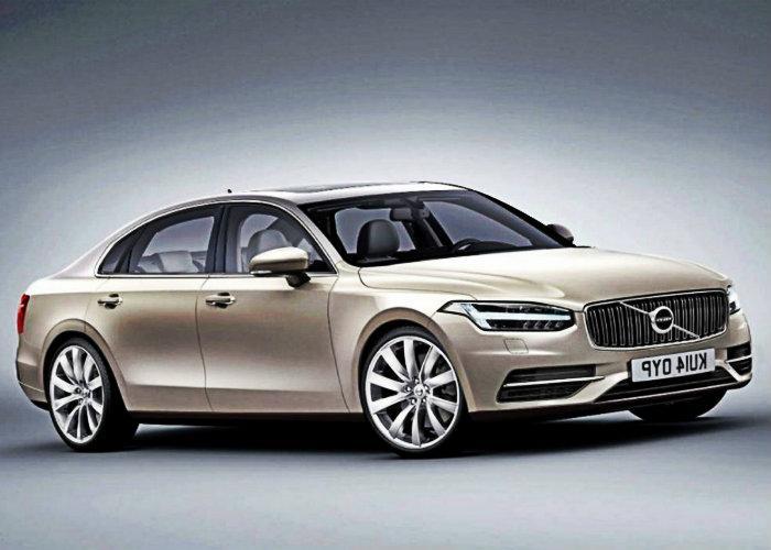 Volvo S90 – Lançamento do Novo Carro Híbrido