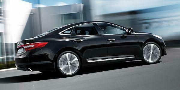 Novo Hyundai Azera será vendido no Brasil em 2016