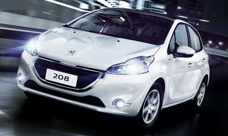Novo Peugeot 208 In Concert – Edição Especial para Amantes de Música