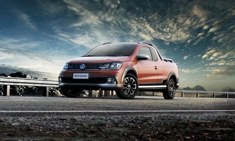 Nova VW Saveiro 2017 – Principais Novidades