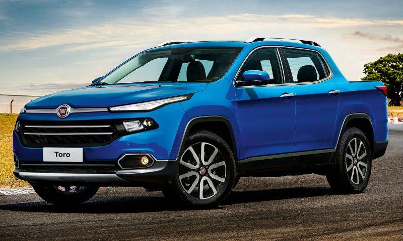 Fiat Toro sofre Aumento nos Preços
