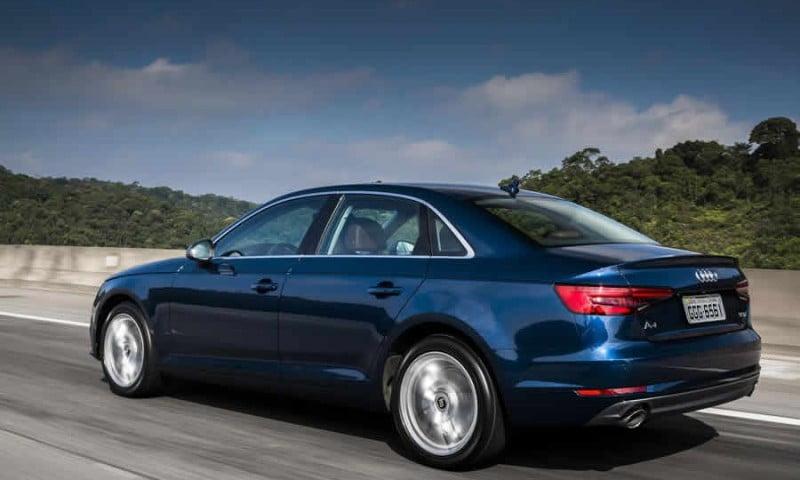 Novo Audi A4 2016 – Nova Geração chega com mais Recursos e Eficiência Energética
