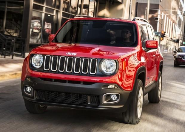 Jeep Renegade Longitude é lançado na Argentina