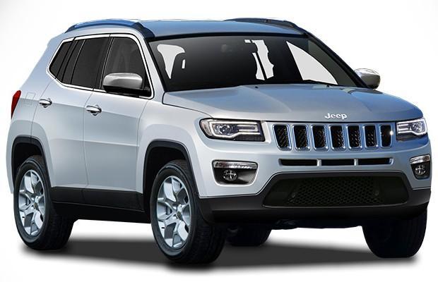 Novo Jeep Compass 2017 – Lançamento no Brasil