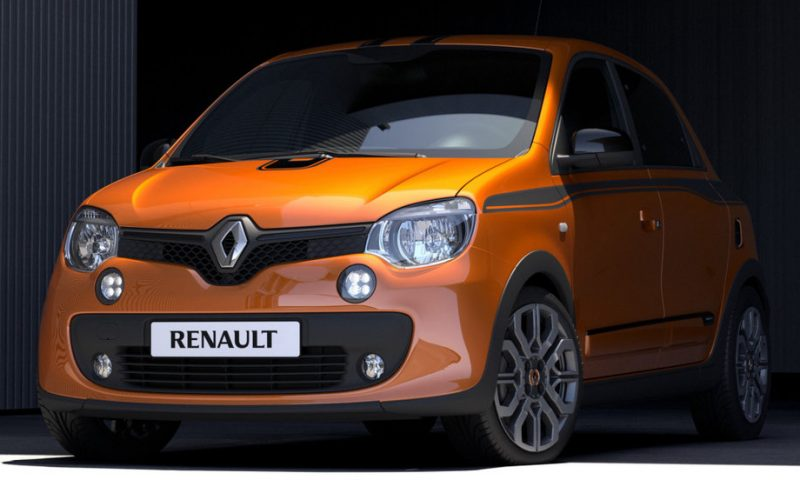 Lançamento do Novo Renault Twingo GT na Europa
