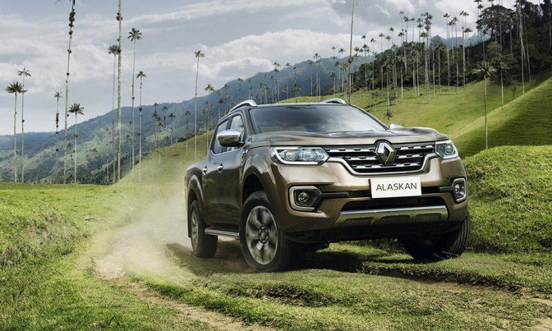 Renault Alaskan – Lançamento da Nova Picape