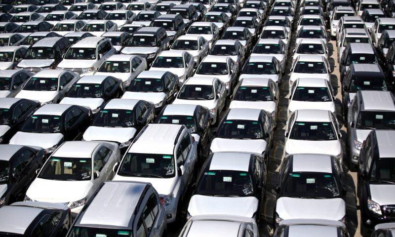 Venda de Veículos no Brasil tem Pior Queda dos últimos 10 Anos