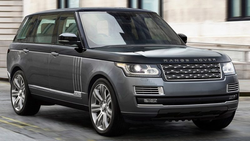 Range Rover SVAutobiography – Características e Novidades