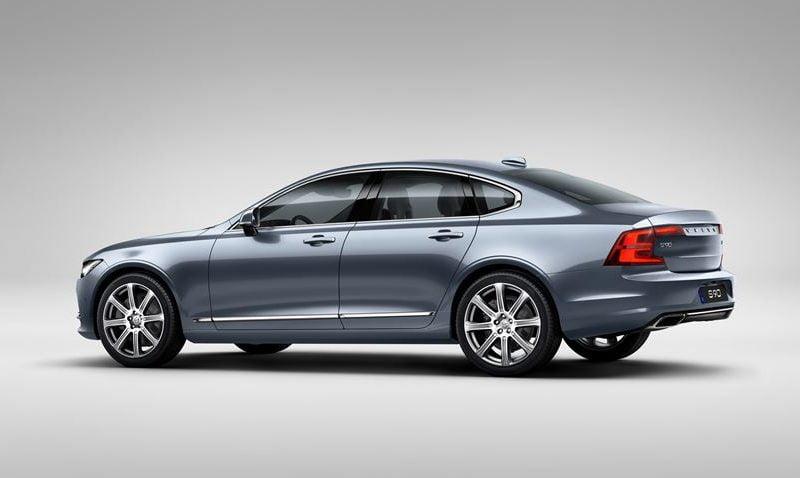Volvo S90 é o novo sedan da montadora