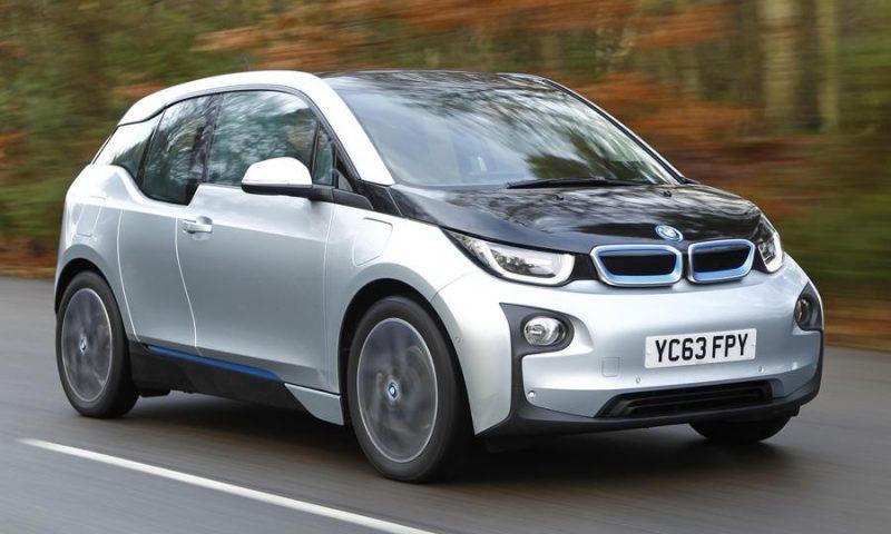 BMW i3 é o novo carro elétrico da CPFL Energia