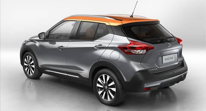 Nissan Kicks está à venda no Brasil