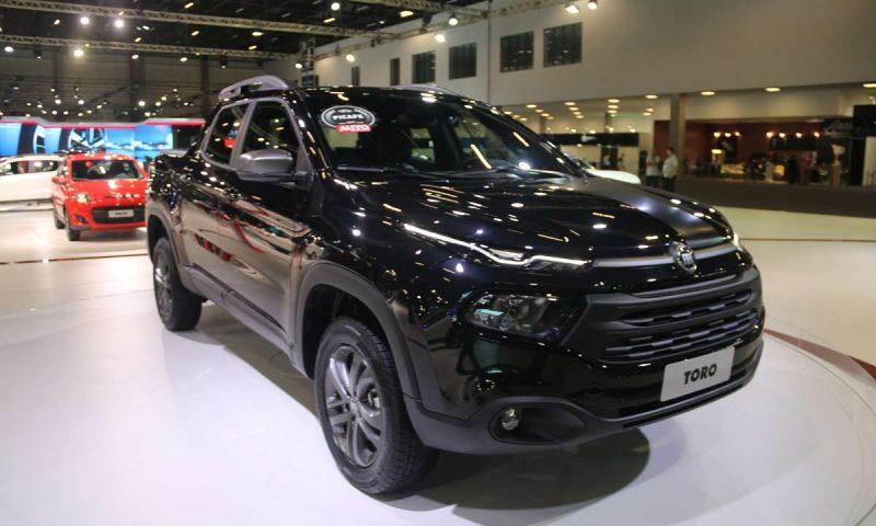Fiat Toro Black Jack 2017- Preços e Características