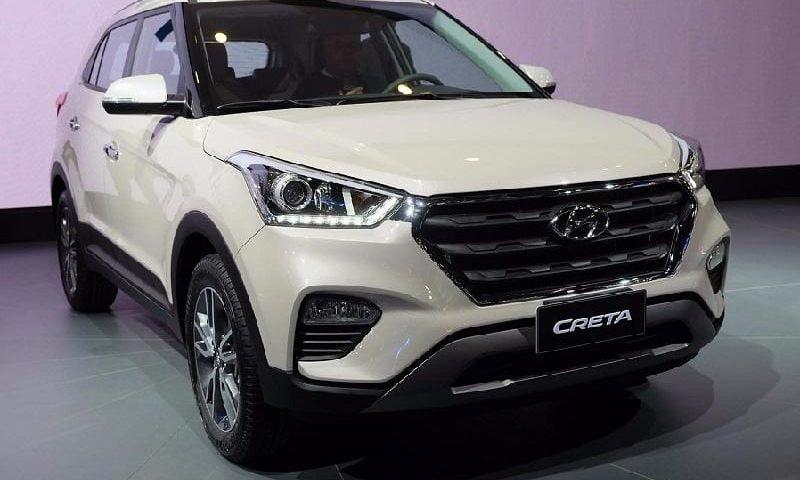 Hyundai Creta 2017 – Reajuste nos Preços