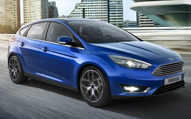 Lançamentos da Ford – Novos Focus e EcoSport