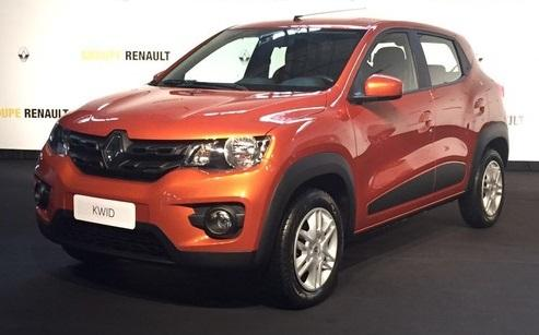 Renault Kwid será Lançado no Brasil em Julho de 2017
