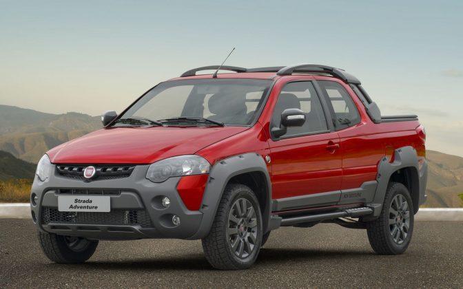 Novo Fiat Strada 2018 – O Que Mudou