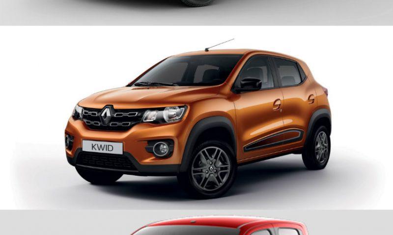 Renault Kwid x Volkswagen Up! x Fiat Mobi – Qual é Melhor?