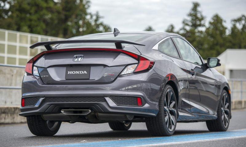 Honda Civic Si – Lançamento no Brasil, Características