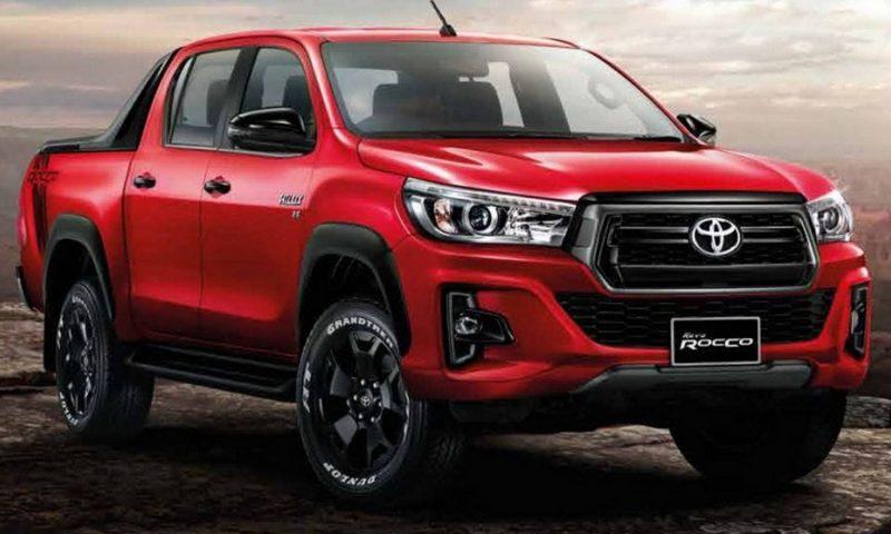 Toyota Hilux 2018 – Ficha Técnica, Características