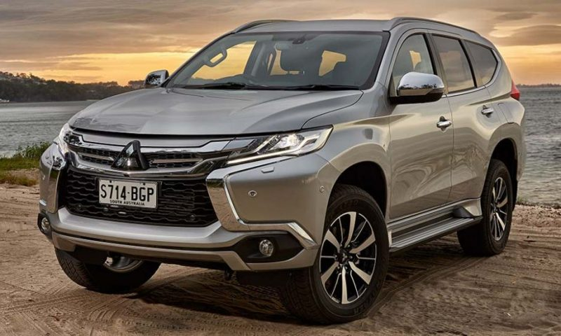 Mitsubishi Pajero 2018 – Versões, Preço e Novidades