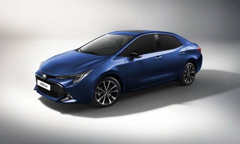 Primeiras Imagens do Toyota Corolla 2020 – Como Será?