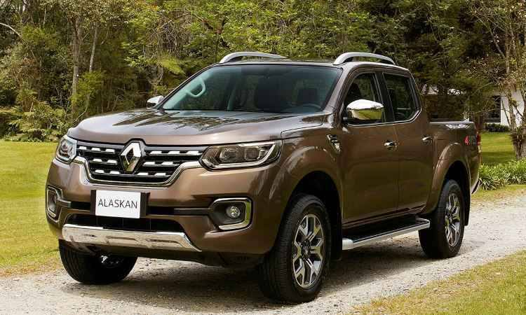 Renault Alaskan 2018 – Características, Especificações Técnicas