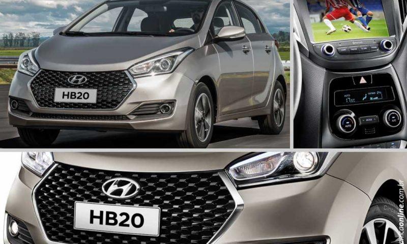 Hyundai HB20 2019 – Ficha Técnica, Características